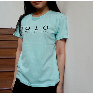 YOLO Tee / Tumblr Tee / Kaos Tumblr
