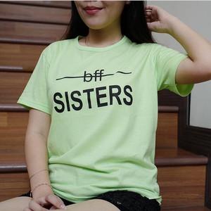 BFF Sisters Tee / Tumblr Tee / Kaos Tumblr