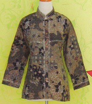 Blouse Batik C0123, Katun Halus ^^