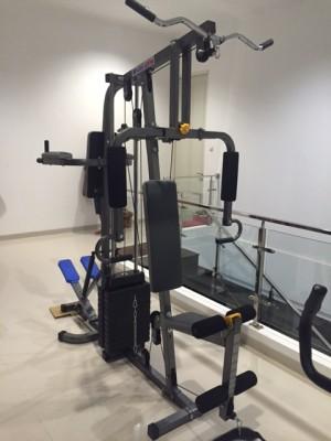 HOME GYM 2 SISI ID 1500 Alat Fitness multigym multi fitnes homegym
