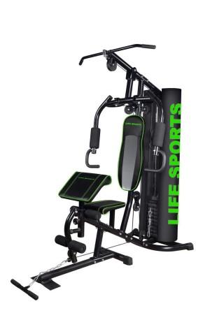 HOME GYM 1 SISI ID 804 Alat Fitness multi fitnes gym multigym olahraga