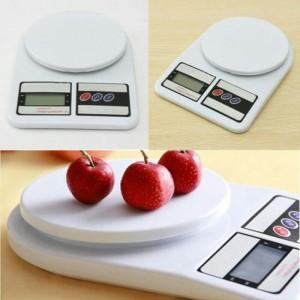 Timbangan Dapur Elektronik / Electronic Kitchen Scale SF-400