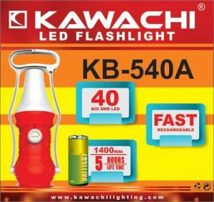 Lampu Emergency Botol CocaCola Kawachi KB-540A