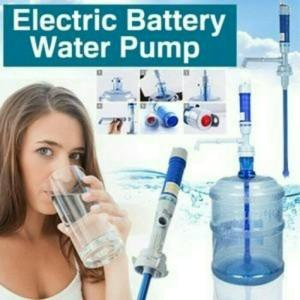 Pompa Air Galon Baterai / Water Pump Electric Baterray Q2 268