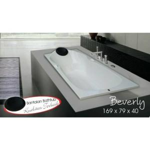 Bathtub BEVERLY (Paket Jacuzzi)
