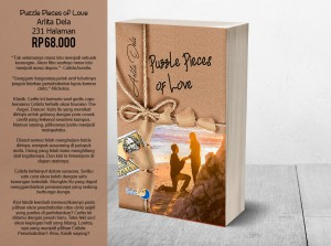 Novel Puzzle pieces of love