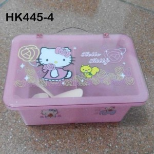 HK445-4Tempat bumbu hello kitty isi 2