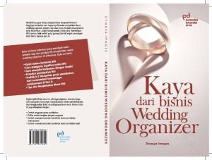 Jual Buku Bisnis Cetak Terbatas Kaya Dari Bisnis Wedding