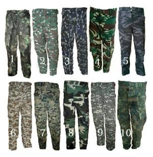 celana panjang loreng / celana panjang outdor / celana pdl