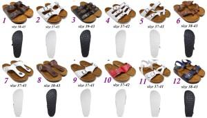 Sendal / Sandal 91 Shoes birkenstock Pria Wanita Original Termurah