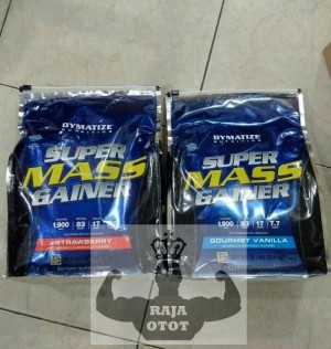 Super Mass Gainer 12 Lbs / Supermass Gainer Dymatize Nutrition / SMG