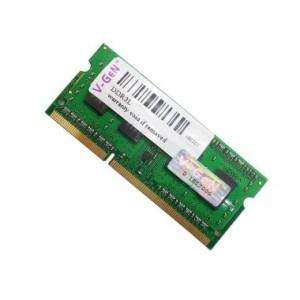 memory laptop sodim Vgen Ddr3 4GB Pc 10600 dan 12800 ram notebook