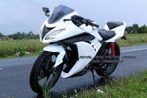 Fairing Ninja Fi Untuk Honda Verza