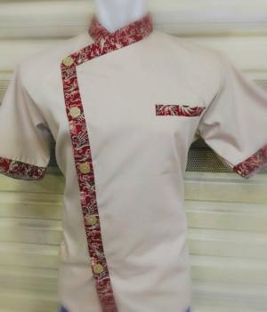Baju Koki Batik