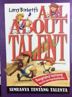 Larry Burkett - All About Talent