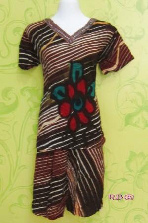 Babydoll Batik MANIK