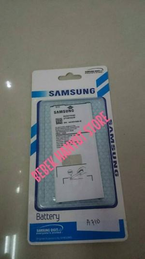 Baterai Samsung Galaxy A710/A7(2016)/Batrai,Batre,Battery, Original