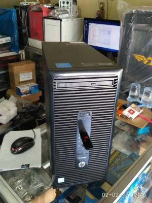 Cpu buildup hp i7 6700