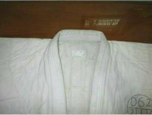 Baju beladiri jujitsu / judo