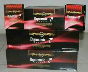 Kopi Dynamic-Coffee box isi 10 sachet