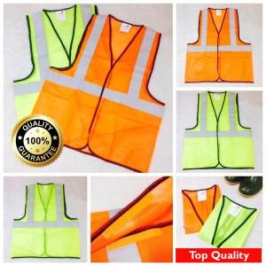 Rompi Polyester Scotlight / Rompi Safety / Safety Vest / Alat Safety