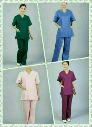 Baju OK / Baju Operasi / baju jaga