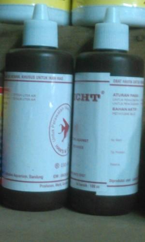BLITZ ICHT - Obat Anti White Spot Untuk Ikan 100 cc