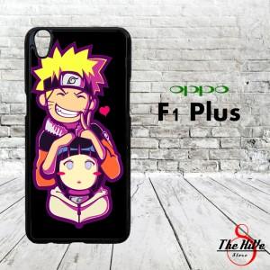 Naruto Hinata - Naruhina 0033 Casing for Oppo F1 Plus | R9 Hardcase 2D