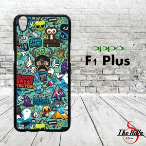 Pattern Daddy Was Jewel Thief 0905 Casing for Oppo F1 Plus | R9 Hardca