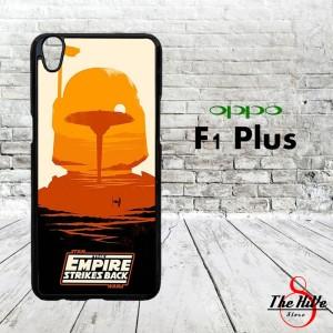 Star Wars 0397 Casing for Oppo F1 Plus   R9 Hardcase 2D