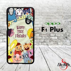 Happy Tree Friends 0019 Casing for Oppo F1 Plus | R9 Hardcase 2D