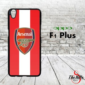 Arsenal The Gunners 0042 Casing for Oppo F1 Plus | R9 Hardcase 2D