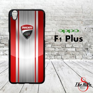 Ducati 0018 Casing for Oppo F1 Plus | R9 Hardcase 2D