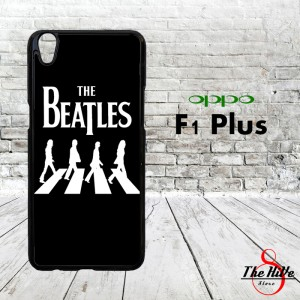 The Beatles Abbey Road 0052 Casing for Oppo F1 Plus | R9 Hardcase 2D