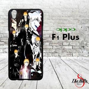 Bleach Ichigo Evolution 0007 Casing for Oppo F1 Plus   R9 Hardcase 2D