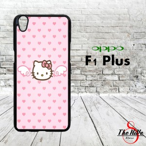 Hello Kitty 0912 Casing for Oppo F1 Plus | R9 Hardcase 2D