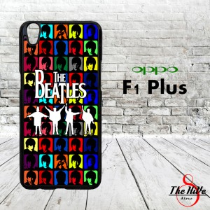 The Beatles 0051 Casing for Oppo F1 Plus | R9 Hardcase 2D