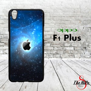 Apple Space Logo iMac 0057 Casing for Oppo F1 Plus | R9 Hardcase 2D