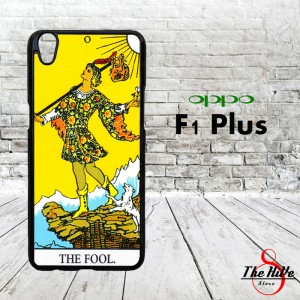 Tarrot Edition_ The Fool 0075 Casing for Oppo F1 Plus | R9 Hardcase 2D