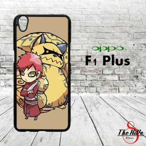 Gaara and Jubi 0101 Casing for Oppo F1 Plus | R9 Hardcase 2D
