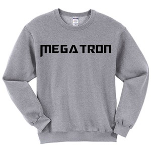 Sweater Transformers Megatron -geminicloth