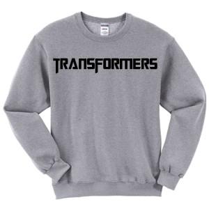 Sweater Transformers Abu Misty -geminicloth
