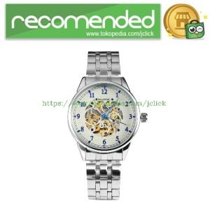ESS Jam Tangan Mechanical - WM477/478 - White