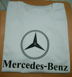 Tshirt/kaos/baju MERCEDES BENZ