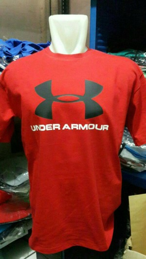 Tshirt Under Armour, Baju Kaos Distro Pria Under Armour