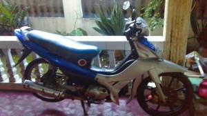 Motor Yamaha Jupiter 2005 (second) NEGO