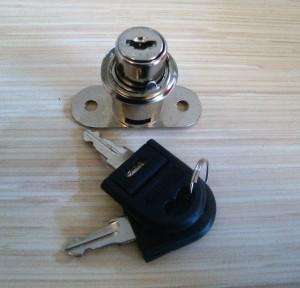 Push Lock Folding / Kunci Laci / Kunci Lemari