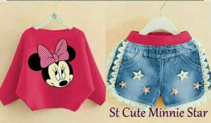 7G St cute denim