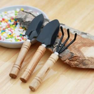 Alat Berkebun Peralatan TAMAN Sekop Garu Mini 3 in 1 UNIK/Garden Tools