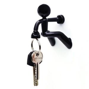 Climbing Boy Magnetic Key Holder - Gantungan Kunci Magnet Orang Panjat